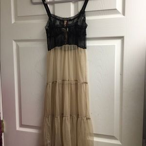 Pins & Needles Dresses - Pins and needles see through lace dress size XS